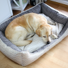 Schnittmuster Hundebett