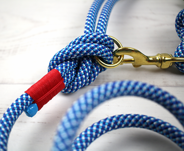 hundeleine kletterseil maritim