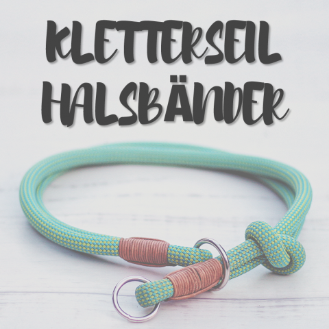 Halsband Kletterseil