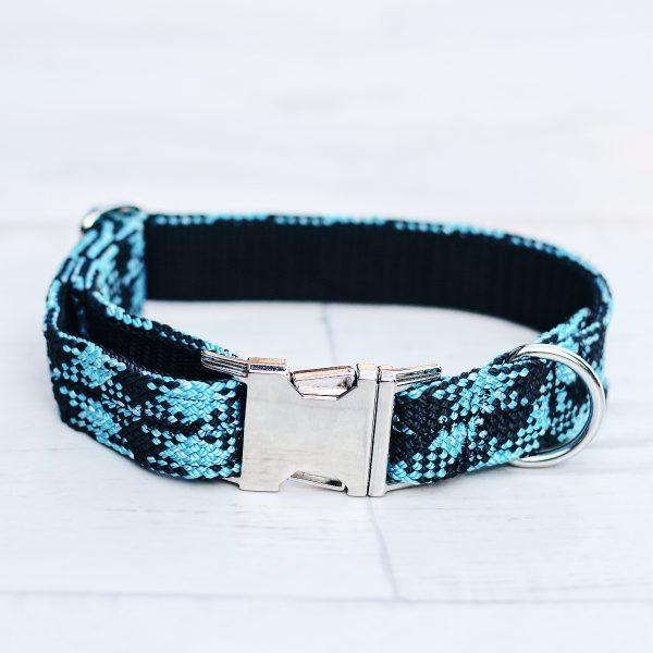 kletterseil-halsband-schwarz-verstellbar-schnalle