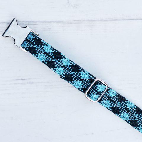 kletterseil-tau-halsband-schwarz-blau-midnight