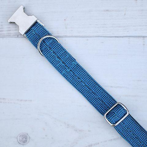kletterseil-halsband-blau