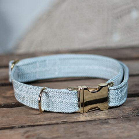 tau-hundehalsband-halsband-grau-hellgrau