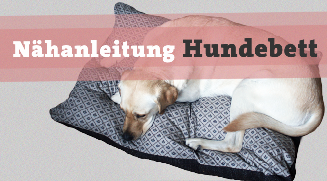 n hanleitung hundebett hundekissen diy selber n hen hund bett kissen katze video kostenlos. Black Bedroom Furniture Sets. Home Design Ideas